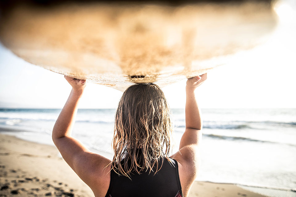 Girls Surf Retreat Essaouira Morocco Lovingsurf