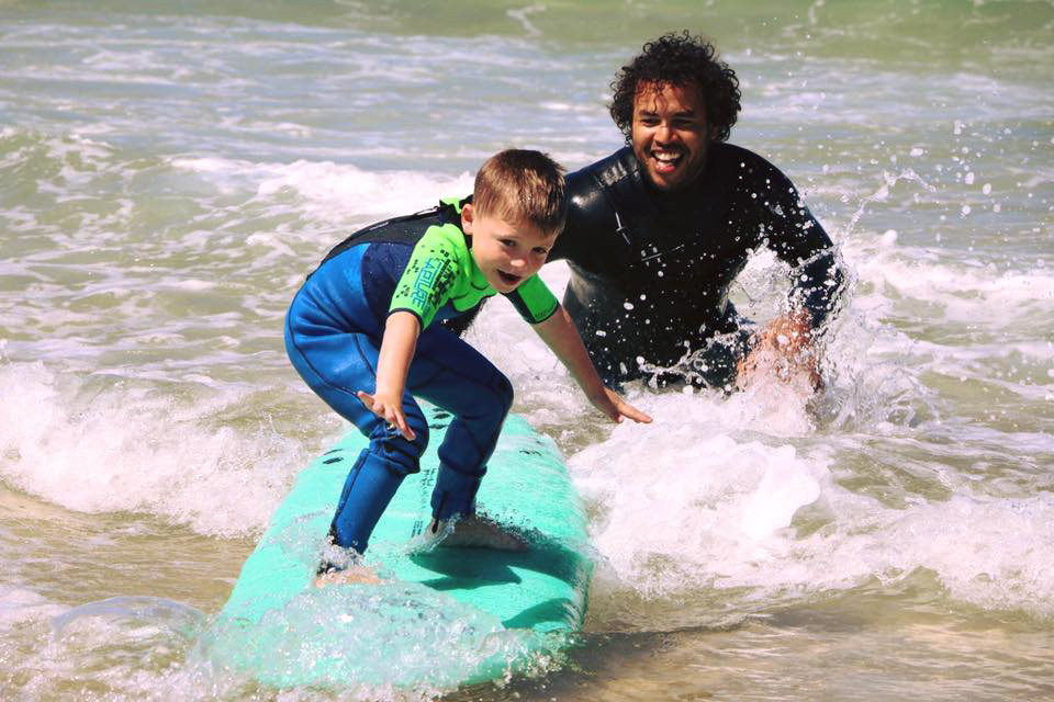 Kids Surf Lessons Coaching Essaouira Morocco Lovingsurf
