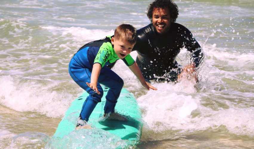 Surf Lessons Coaching Essaouira