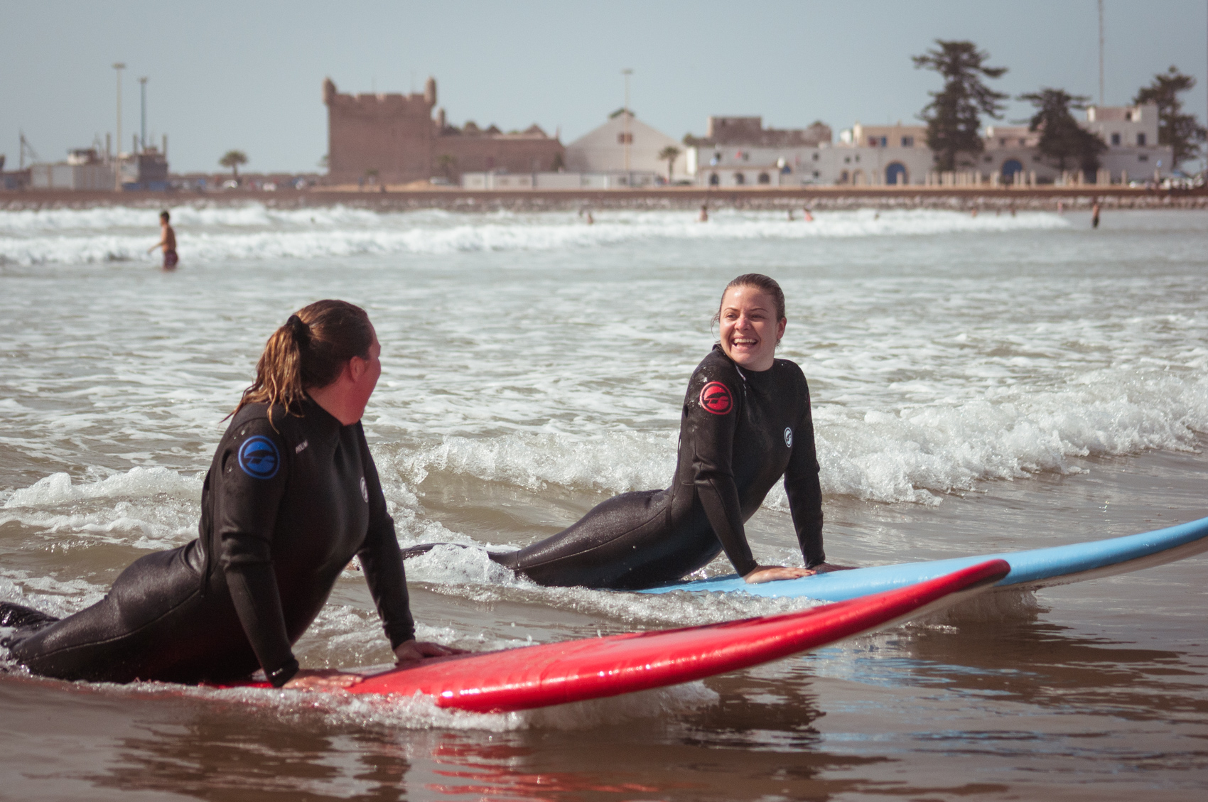 Learn to surf in Essaouira