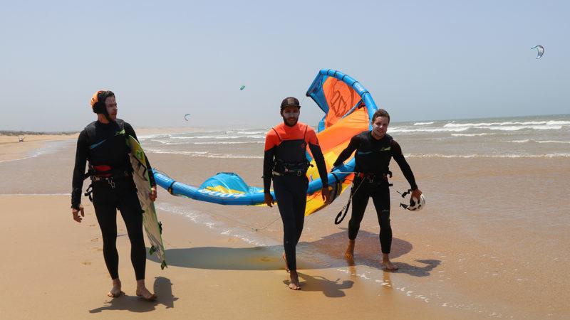 Kitesurf Coaching Essaouira Morocco Lovingsurf School