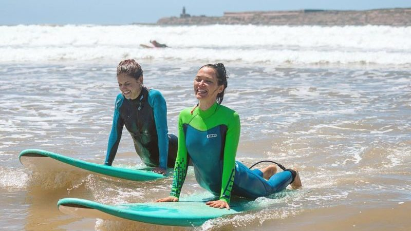 Surf lessons essaouira morocco lovingsurf school