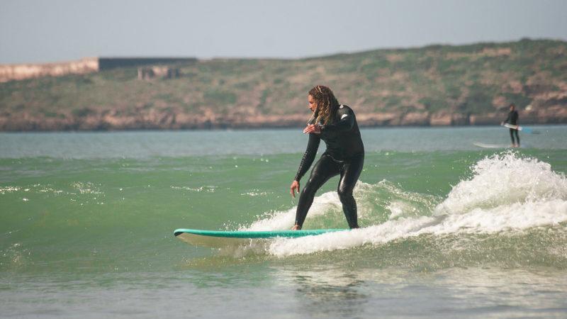 Surf lessons Essaouira Lovingsurf school Morocco