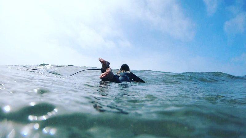 Suzan - Loving Surf School Essaouira Morocco