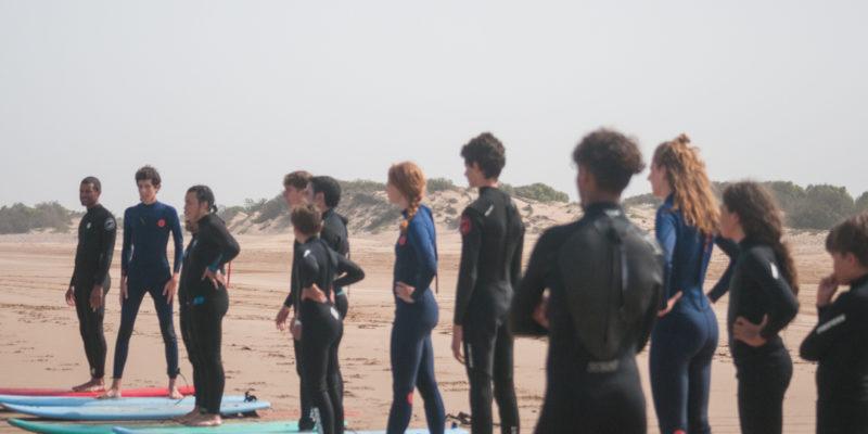 Surf camp Loving Surf Essaouira Morocco