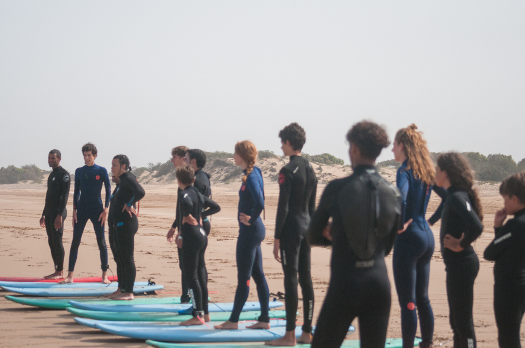 Surf camp Loving Surf Essaouira Morocco