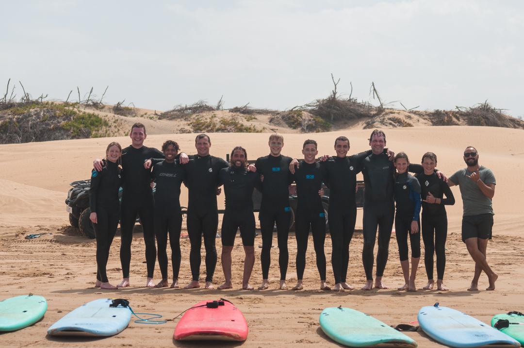 Surf Camp Essaouira Morocco