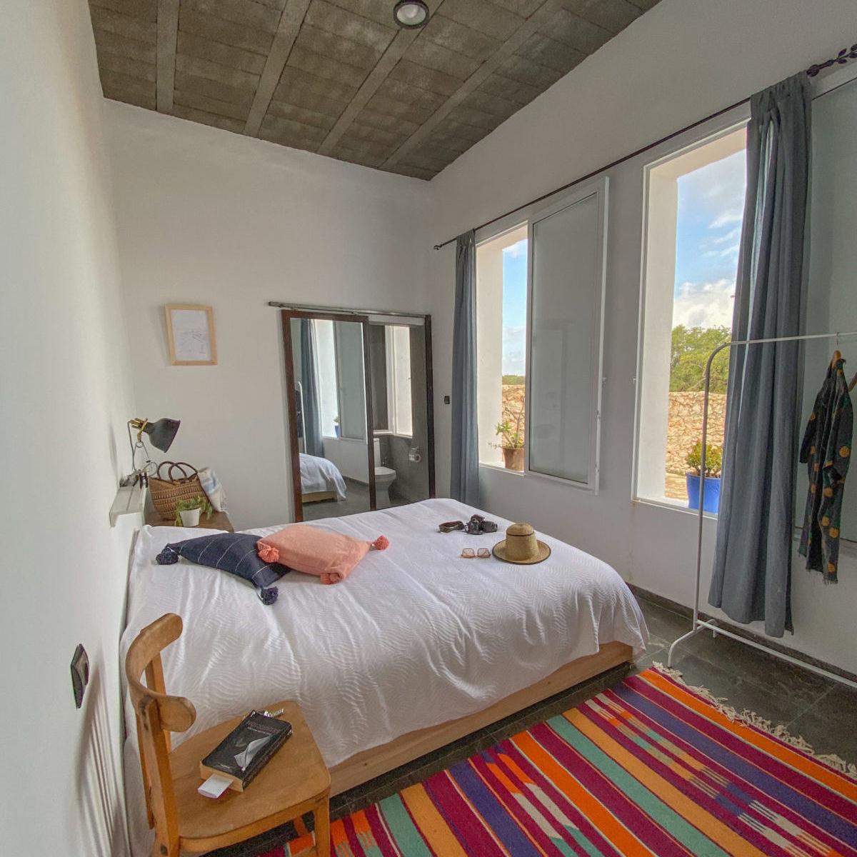 Double room Lovingsurf house Essaouira